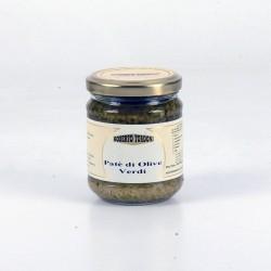 Patè di olive verdi gr 180