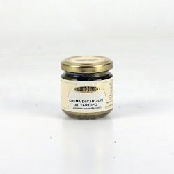 Crema di carciofi al tartufo gr 80