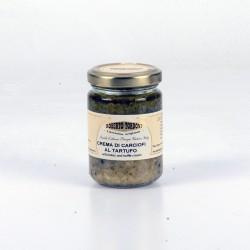 Crema di carciofi al tartufo gr 130
