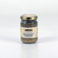 Crema di funghi porcini al  tartufo Bianco gr 130