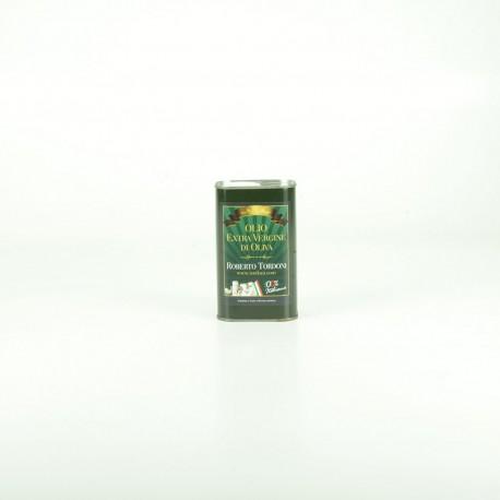 Olio lattina da ml 250 grezzo